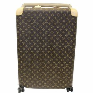 LOUIS VUITTON Horizon 55  Rolling Suitcase Brown